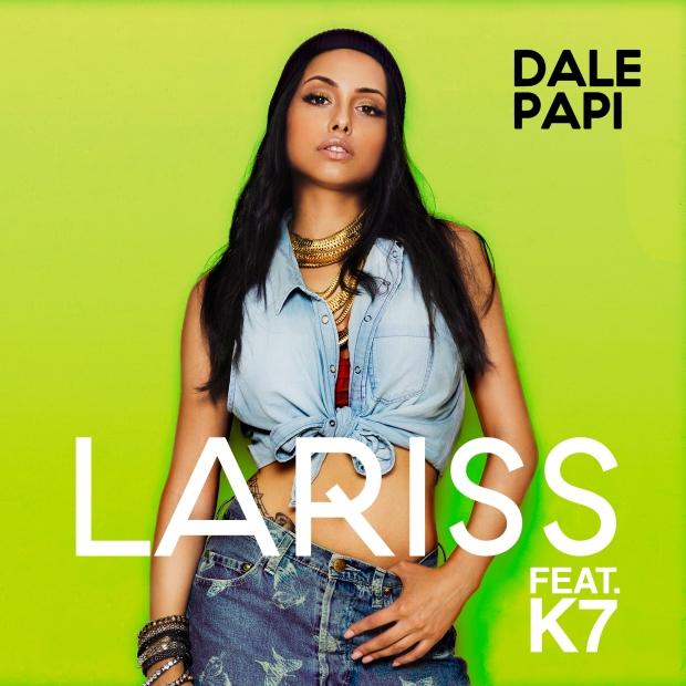 Lariss - Dale Papi (feat K7) - Cover Art.jpg